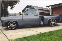 12533s 1979 Chevrolet C/K Pick-Up
