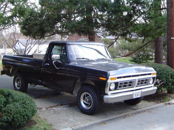 americanmuscle77 1977 Ford F150 Regular Cab Specs, Photos