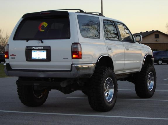 Toyota Tacoma Lifted >> a9krpm 1996 Toyota 4Runner Specs, Photos, Modification Info at CarDomain