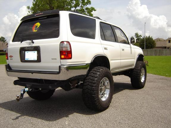 Lifted 4Runner For Sale >> a9krpm 1996 Toyota 4Runner Specs, Photos, Modification ...