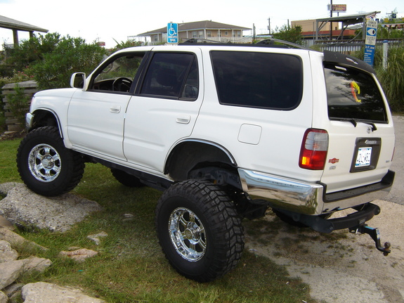 a9krpm 1996 toyota 4runner specs photos modification info at cardomain. Black Bedroom Furniture Sets. Home Design Ideas