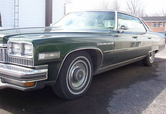 Another PhilR 1975 Buick Electra post... - 5532127