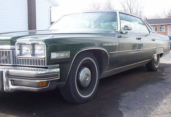 Another PhilR 1975 Buick Electra post... - 5532128