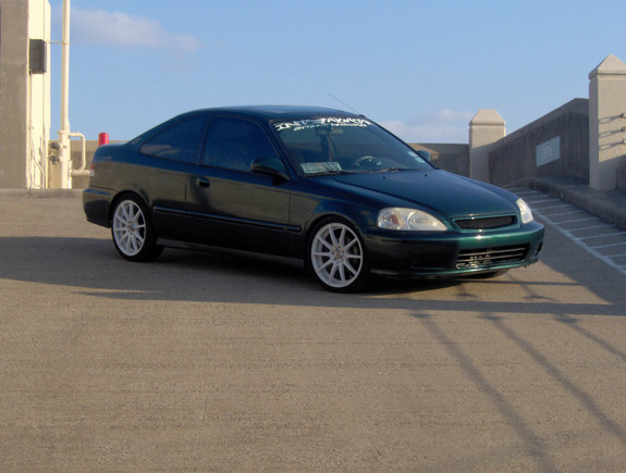 cgpvic  1999 Honda Civic 5533237