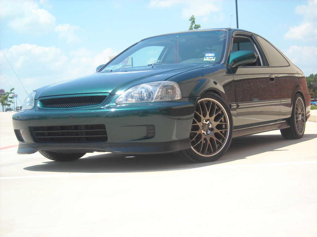 cgpvic  1999 Honda Civic 5533365