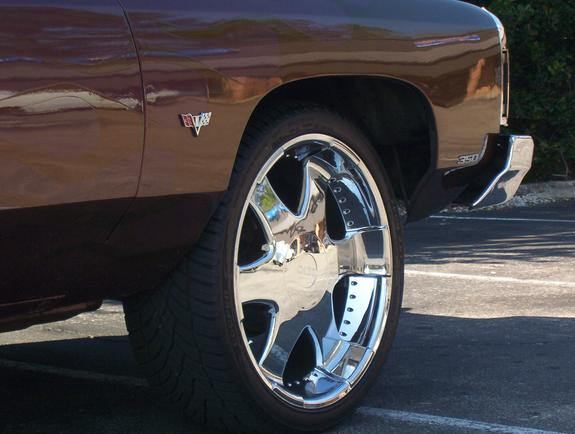 Another Cleanest75Donk 1975 Chevrolet Impala post... - 5534521