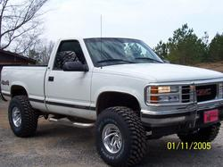 countrygirl919 1997 GMC Sierra 1500 Regular Cab