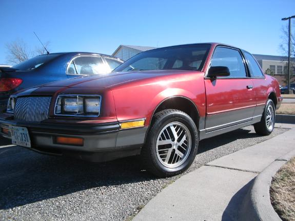 Another ineveryfall 1986 Buick Somerset post... - 5536007