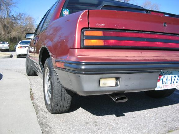 Another ineveryfall 1986 Buick Somerset post... - 5536008