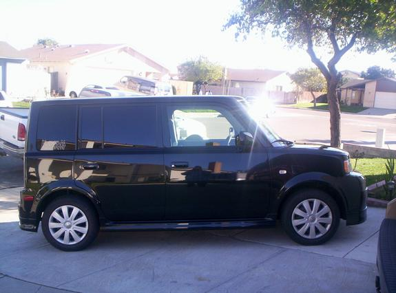 kaotekxb 2005 scion xb specs photos modification info at. Black Bedroom Furniture Sets. Home Design Ideas
