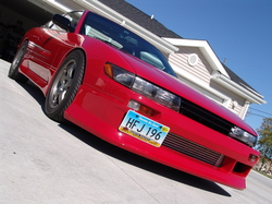 maxspeed240sxs 1991 Nissan 240SX