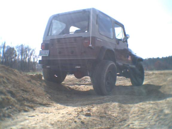 Richmond88yj 1988 Jeep YJ 5537940