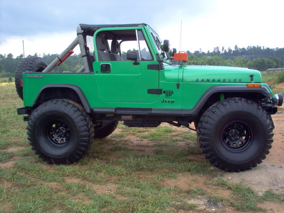 Richmond88yj's 1988 Jeep YJ