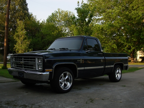 daman02's 1986 Chevrolet Silverado 1500 Regular Cab