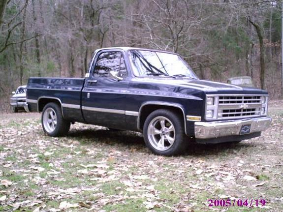 daman02 1986 Chevrolet Silverado 1500 Regular Cab 5538530