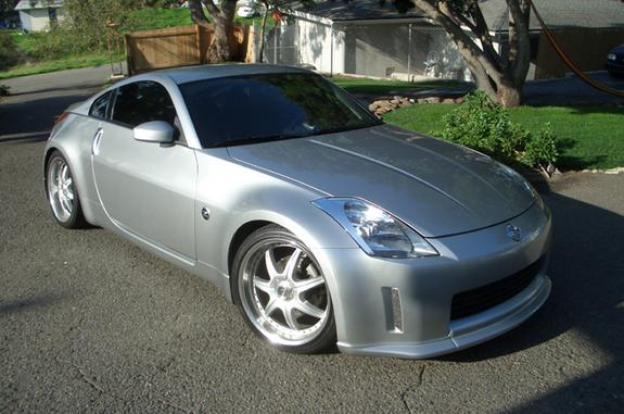 emptei 2003 nissan 350z specs photos modification info. Black Bedroom Furniture Sets. Home Design Ideas