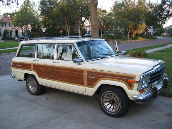 Another koss2020 1986 Jeep Grand Wagoneer post... - 5536818