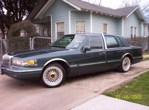 shor2y's 1995 Lincoln Town Car