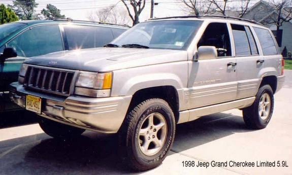 Scottso699 1998 Jeep Grand Cherokee 5543999