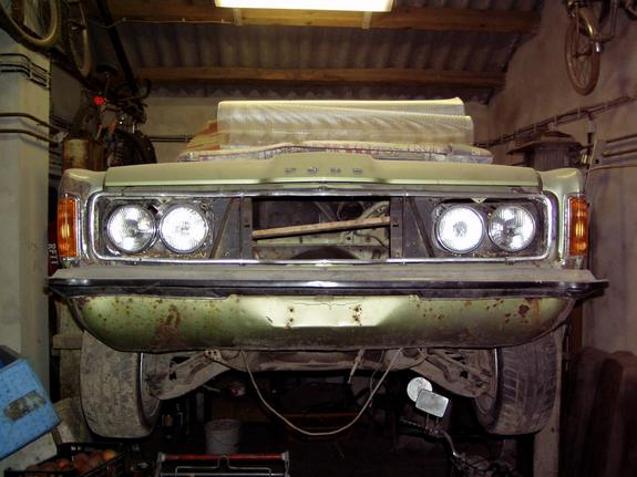 Another Anthony81 1970 Ford Taunus post... - 5545330
