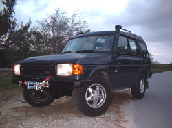 DiscoDirk 1996 Land Rover Discovery