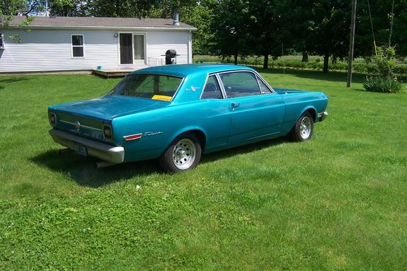 Another 69067 1968 Ford Falcon post... - 5544869