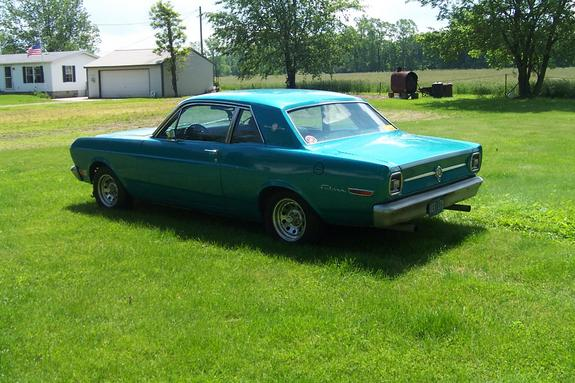 Another 69067 1968 Ford Falcon post... - 5544871