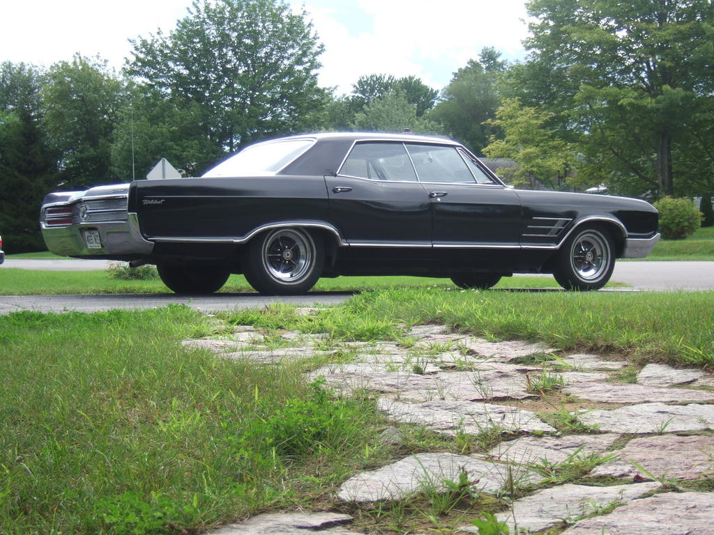 PhilR 1965 Buick Wildcat Specs, Photos, Modification Info at