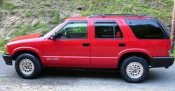 KyKruzers 1996 Chevrolet Blazer