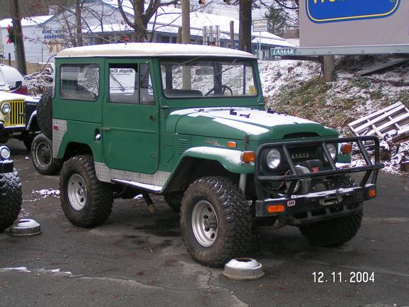 Richardwathern 1972 Toyota Land Cruiser Specs Photos