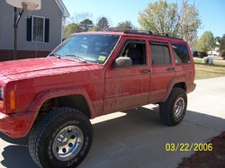 jeepdriver05s 1998 Jeep Cherokee