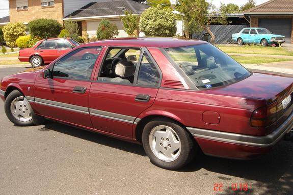 Another jetea 1990 Ford Fairmont post... - 5562927