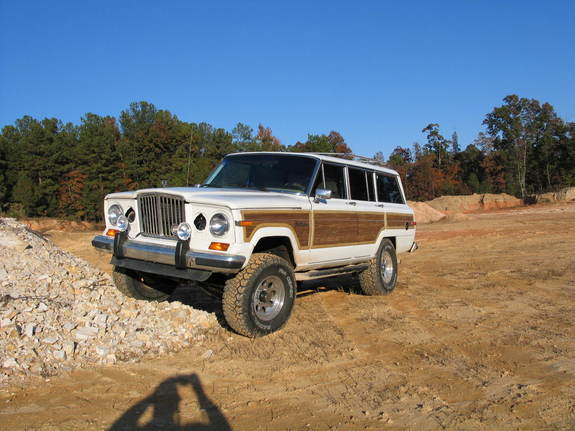 Another funwheeling 1991 Jeep Grand Wagoneer post... - 5566509