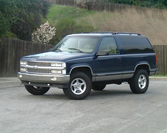 99bluetahoe 1999 chevrolet tahoe specs photos. Black Bedroom Furniture Sets. Home Design Ideas