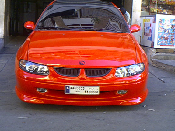 masterwazzz 2000 Holden Commodore
