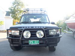 XtremistSD 1996 Land Rover Discovery