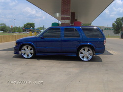 Elite22Flites 1996 GMC Jimmy