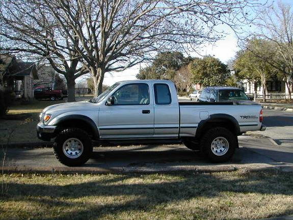 speedemon55 2002 toyota tacoma xtra cab specs photos modification info at cardomain. Black Bedroom Furniture Sets. Home Design Ideas