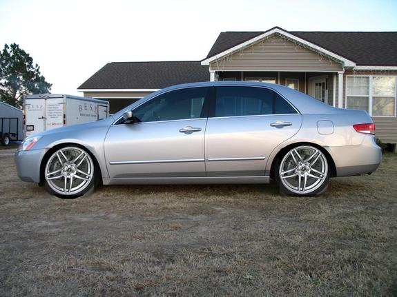 Ndeedone 2003 honda accord specs photos modification for Honda of cool springs