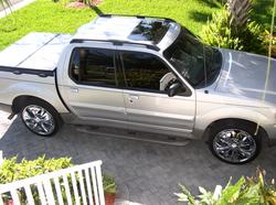 22s215 2002 Ford Explorer Sport Trac