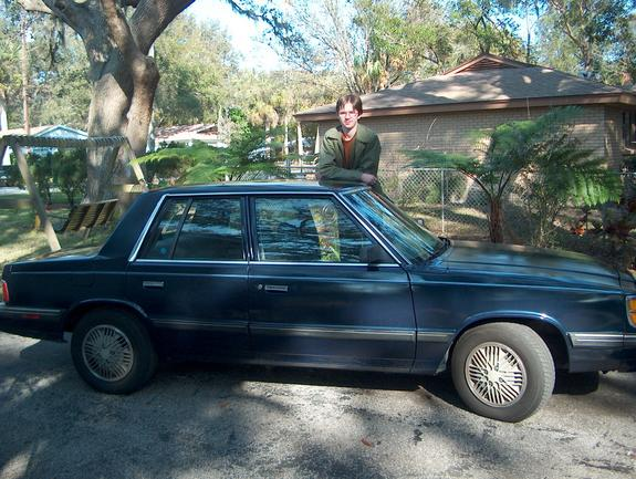 DJ Zephyr 1989 Plymouth Reliant 7761480001 Large