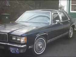 thebest302 1987 Ford Marquis