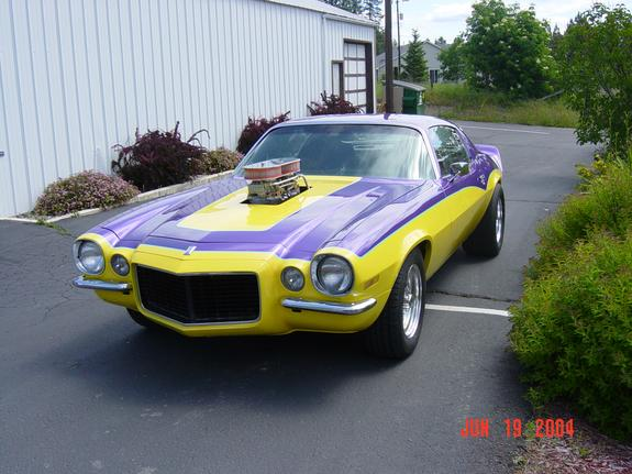 Another napolitanox 1970 Chevrolet Camaro post... - 5585026