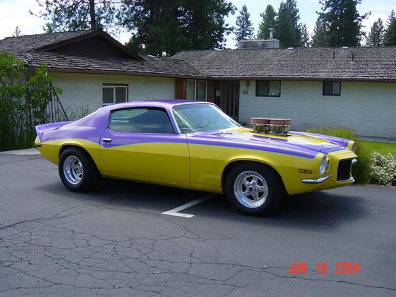 Another napolitanox 1970 Chevrolet Camaro post... - 5585027