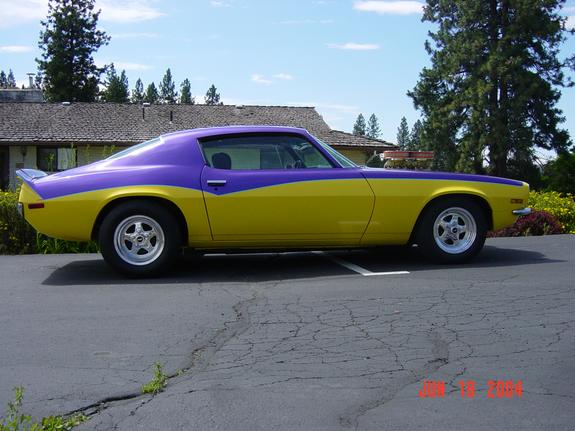 Another napolitanox 1970 Chevrolet Camaro post... - 5585028