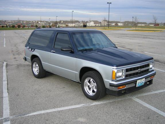 1985 Chevrolet Blazer Page 6  View all 1985 Chevrolet Blazer at