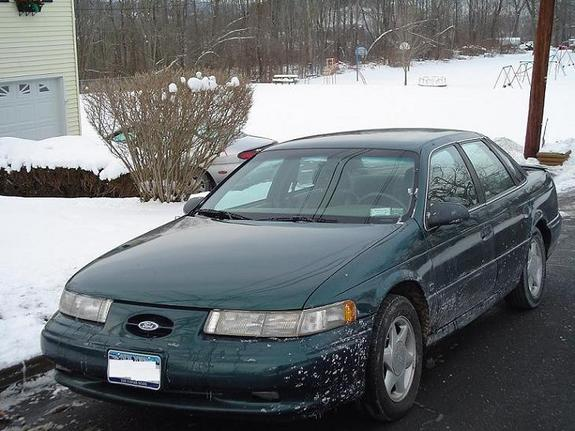 rammstein4prez 39 s 1993 ford taurus in owego ny. Black Bedroom Furniture Sets. Home Design Ideas