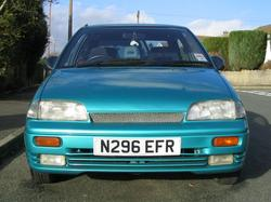 Broome 1996 Suzuki Swift