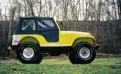shepster02s 1978 Jeep CJ5