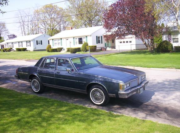 Another PowdaBlew88 1983 Oldsmobile Delta 88 post... - 5589950